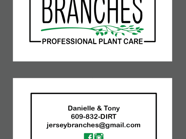 Branches Business Cards